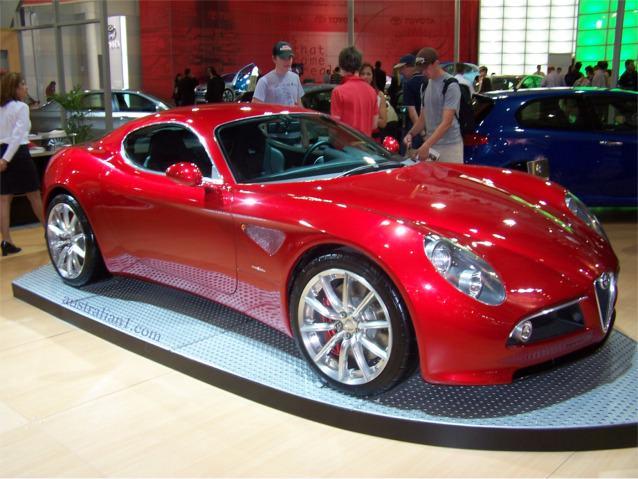 Alfa Romeo SC Competizione