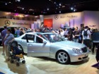 Mercedes Stand at the Sydney 2004 Motor Show