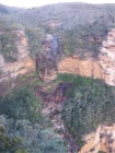 Wentworth Falls photograph taken in the Blue Mountains, NSW Australia