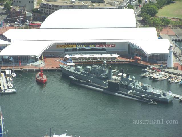 HMAS Vampire - Australian National Maritime Museum