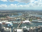 Darling Harbour and Anzac Bridge