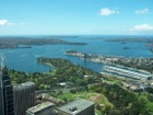 Potts Point, Woolloomooloo Bay and Sydney Harbour
