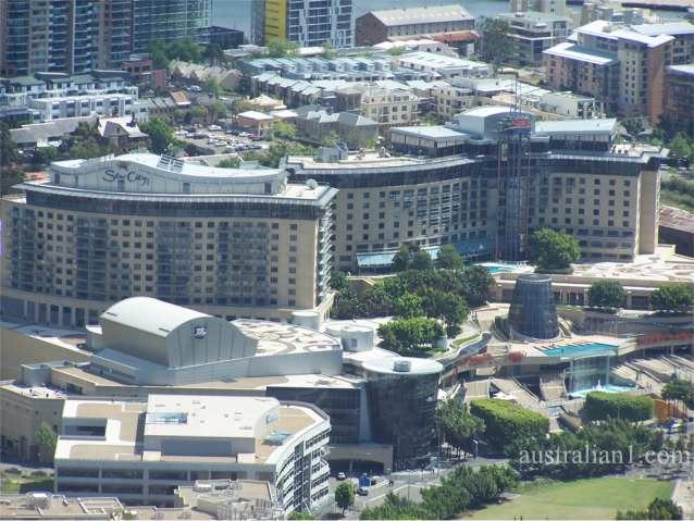 Star City Casino, Sydney Australia