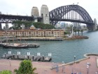 Sydney Harbour Bridge & Campbell's Cove