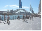 Sydney Harbour Bridge from Circular Quay East