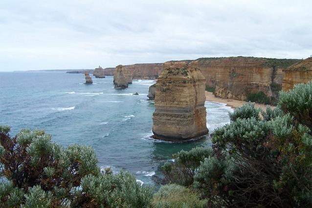 Twelve Apostles - on the Great Ocean Road, Victoria, Australia